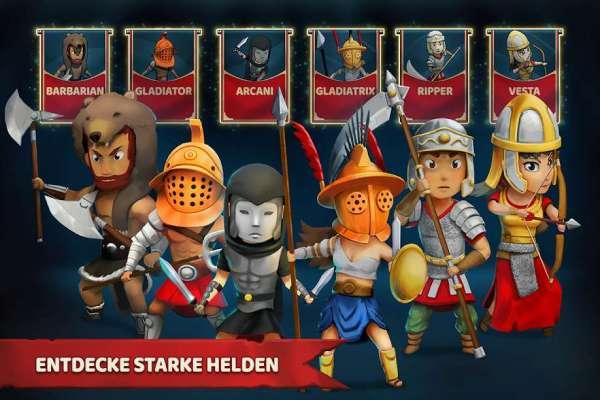 دانلود Grow Empire Rome 1.4.61b218 بازی استراتژی توسعه امپراطوری روم اندروید + مود