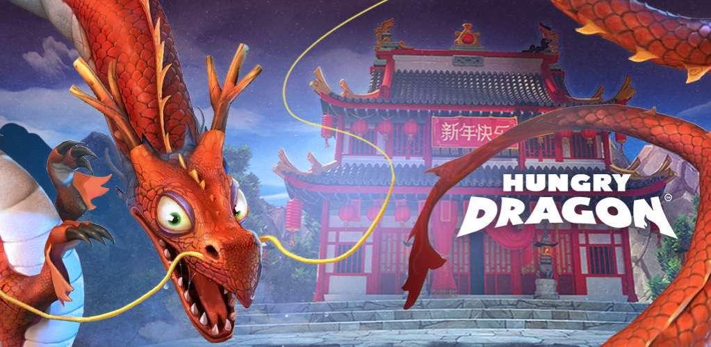 دانلود Hungry Dragon 1.26 بازی اندروید اژدها گرسنه اندروید + مود + دیتا
