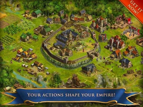 دانلود Imperia Online – Strategy MMO 8.0.19 بازی امپراطوری قرون وسطی اندروید
