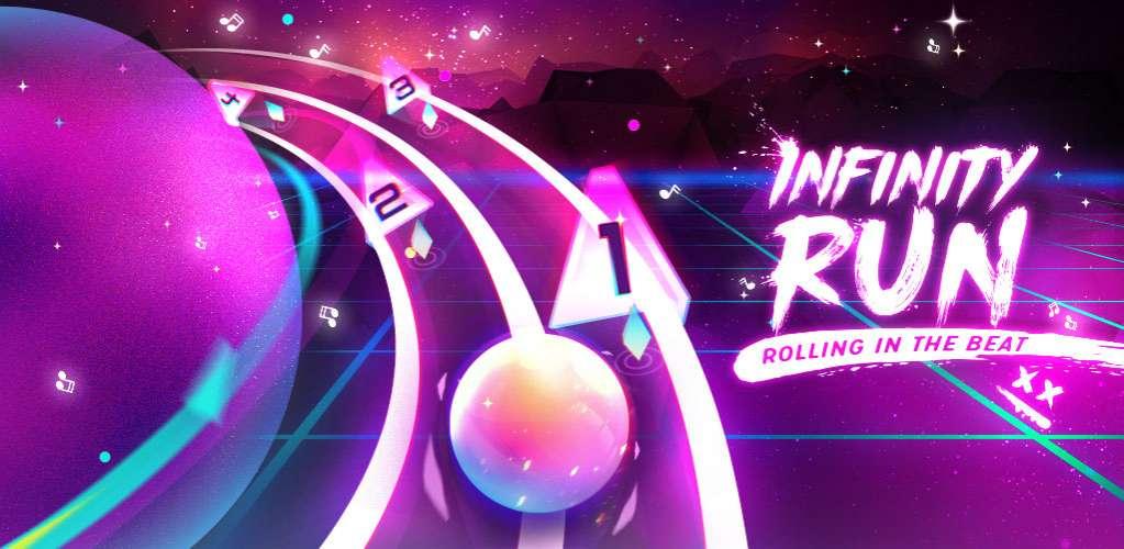 دانلود Infinity Run 1.7.7 بازی موزیکال حرکت بی نهایت اندروید + مود