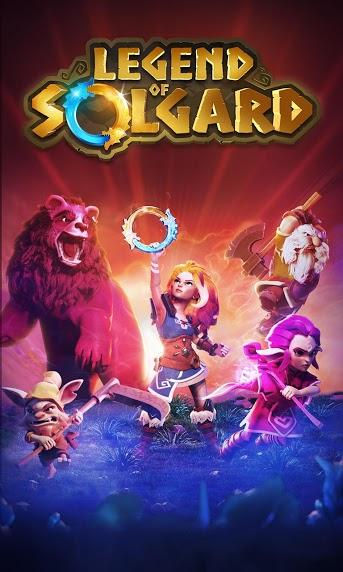 دانلود Legend of Solgard 2.22.2 بازی افسانه سولگارد اندروید