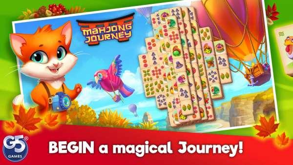 دانلود Mahjong Journey 1.25.7000 بازی فکری سفر ماهجونگ اندروید + مود