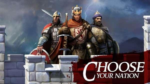 دانلود March of Empires 5.6.0l بازی رژه امپراطوری ها برای اندروید