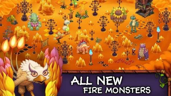 دانلود My Singing Monsters 3.3.0 بازی هیولاهای آواز خوان من