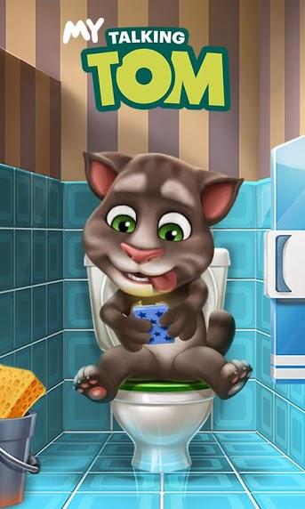 دانلود My Talking Tom 5.8.0.544 بازی بسیار جذاب تام گربه سخنگوی من