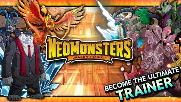 دانلود Neo Monsters 2.17.0 بازی نقش آفرینی هیولا نئو اندروید + مود