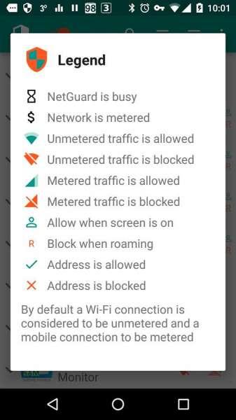 دانلود NetGuard Pro 2.289 نت گارد جهت قطع دسترسی برنامه های اندروید به اینترنت + مود