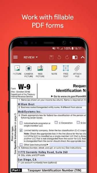 دانلود OfficeSuite Pro + PDF 11.8.37943 برنامه مجموعه نرم افزاری آفیس + پی دی اف ریدر