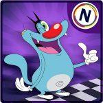 دانلود Oggy Go – World of Racing 1.0.33 بازی مسابقه ای اوگی و سوسک های زبل اندروید + مود