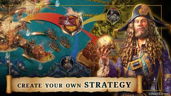 دانلود Pirates of the Caribbean: ToW 1.0.164 بازی دزدان دریایی کارائیب اندروید + دیتا