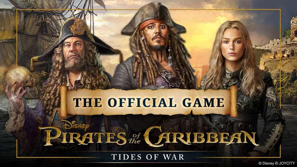 دانلود Pirates of the Caribbean: ToW 1.0.100 بازی دزدان دریایی کارائیب اندروید + دیتا