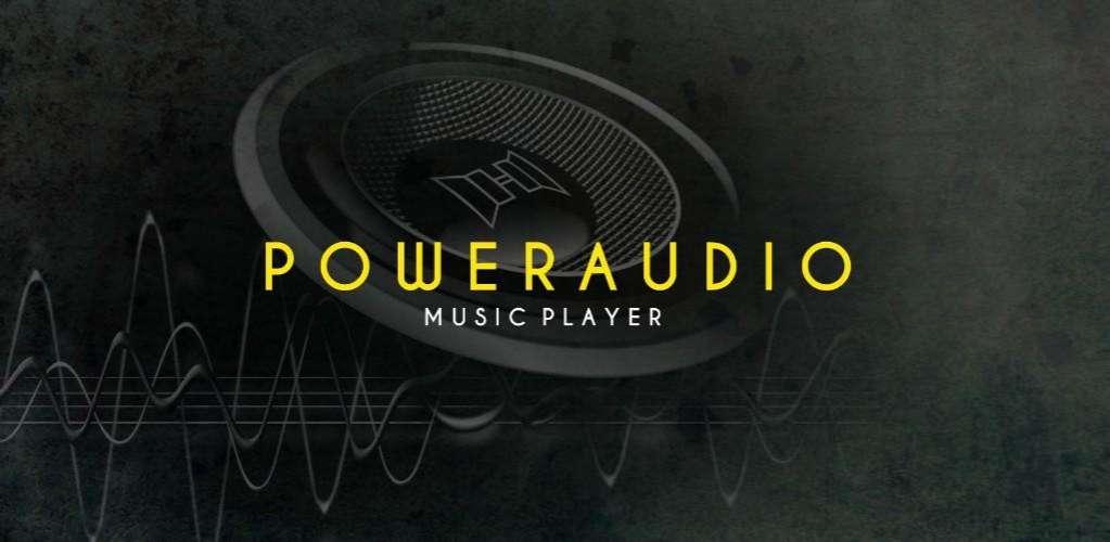 دانلود PowerAudio Pro music player 8.1.4 موزیک پلیر قدرتمند اندروید