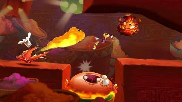 دانلود Rayman Fiesta Run 1.4.2 بازی ریمن فیستا اندروید + مود + دیتا