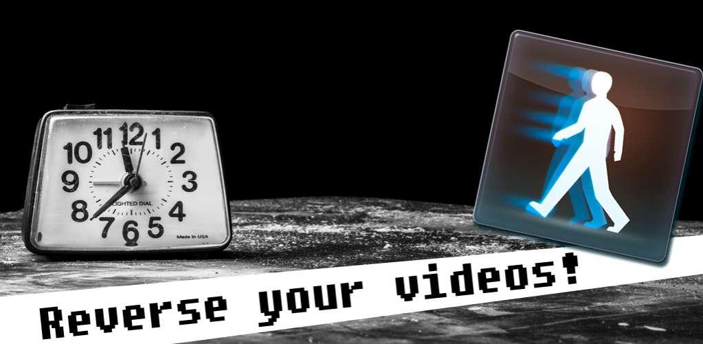 دانلود Reverse Movie FX Unlocked 1.4.0.24 برنامه پخش معکوس  ویدئو اندروید