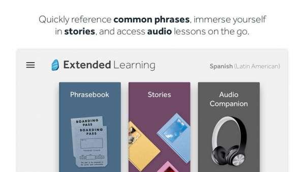 دانلود Learn Languages: Rosetta Stone 8.8.08.9.0 اپلیکیشن آموزش زبان رزتا استون