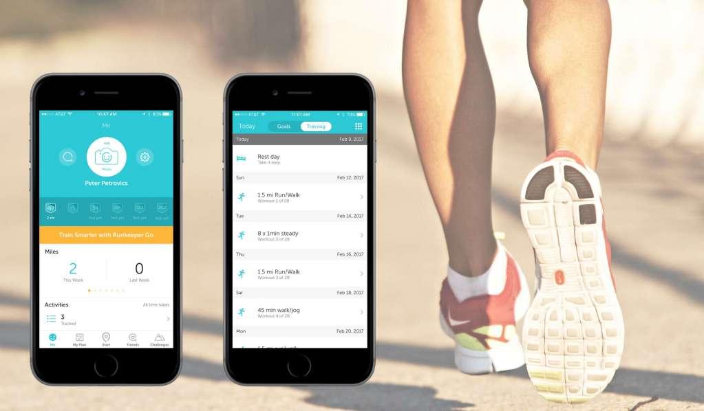 دانلود Runkeeper – GPS Track Run Walk Full 9.11.1 برنامه ورزشی و تناسب اندام اندروید