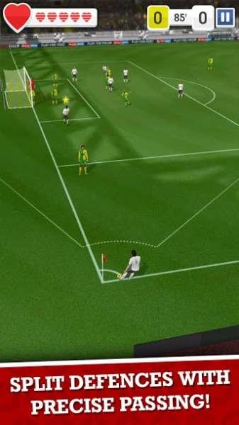 دانلود Score Hero 2.68 بازی جدید و جذاب فوتبال مخصوص اندروید + مود