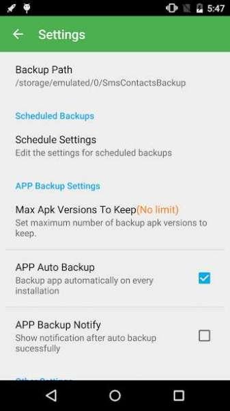 دانلود Super Backup Pro 2.2.82 برنامه پشتیبان گیر قدرتمند سوپر بکاپ اندروید