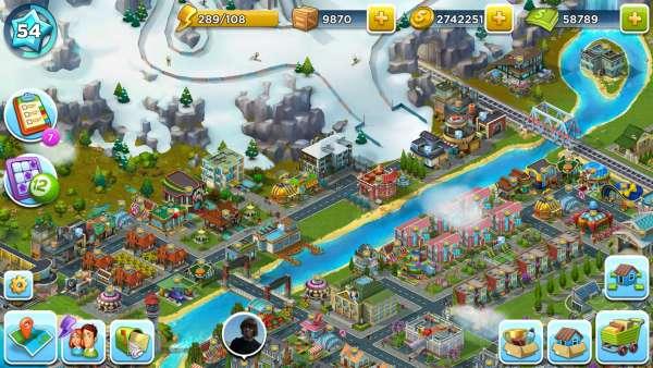 دانلود SuperCity: Building game 1.35.2 بازی فوق العاده شهر سازی آنلاین اندروید