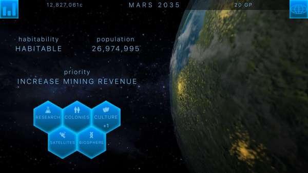 دانلود TerraGenesis – Space Colony 5.15 بازی پیدایش حیات در فضا اندروید + مود