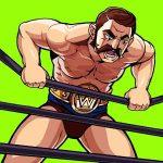 دانلود The Muscle Hustle: Slingshot Wrestling 1.29.1301 بازی مبارزه ای قهرمانان کشتی اندروید + مود