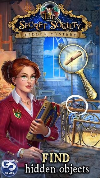 دانلود The Secret Society 1.45.6501 بازی مهیج انجمن سری اندروید + مود