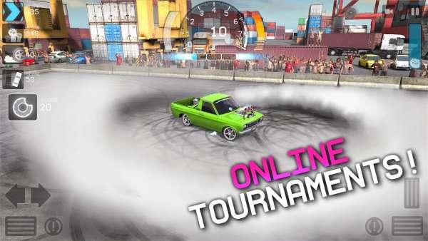 دانلود Torque Burnout 3.1.2 بازی مسابقات برن آوت اتومبیل اندروید