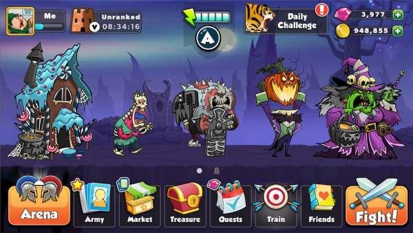 دانلود Tower Conquest 22.00.64g بازی استراتژیک فتح برج اندروید + مود