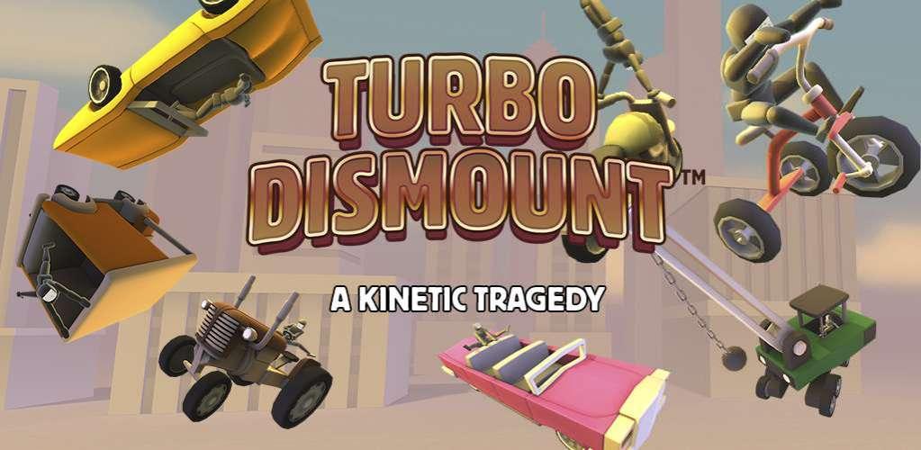 دانلود Turbo Dismount 1.43.0 بازی جالب شبیه ساز تصادف برای اندروید + مود