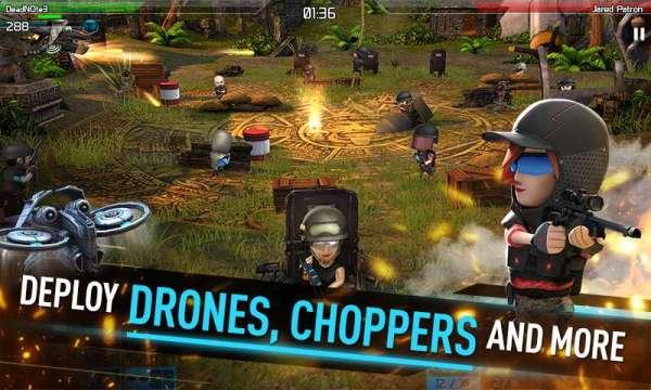 دانلود War Friends 4.3.7 بازی نبرد دوستان اندروید + دیتا