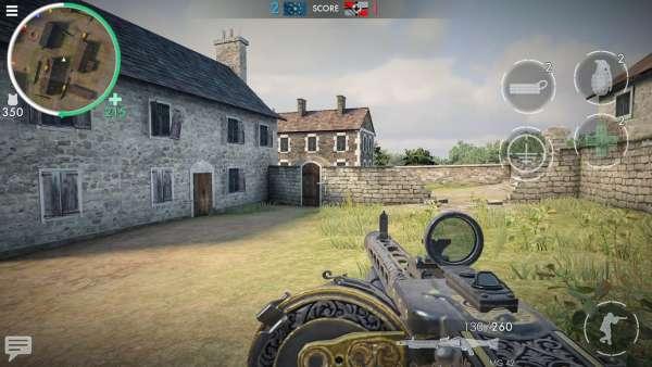 دانلود World War Heroes 1.21.7 بازی اکشن قهرمانان جنگ جهانی اندروید + مود + دیتا