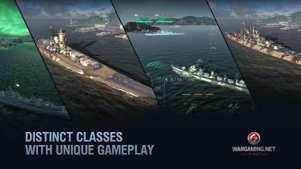 دانلود World of Warships Blitz 4.4.1 بازی نبرد جهانی کشتی های جنگی + دیتا