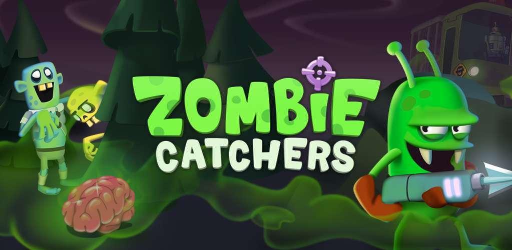 دانلود Zombie Catchers 1.24.0 بازی متفاوت گرفتن زامبی ها اندروید  + مود