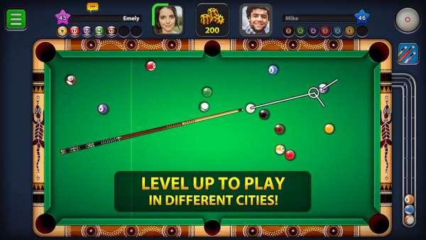 دانلود Eight Ball Pool 5.4.3 بازی آنلاین فوق العاده بیلیارد اندروید + مود