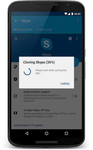 دانلود App Cloner 2.7.0 اپلیکیشن نصب چند نسخه از یک برنامه