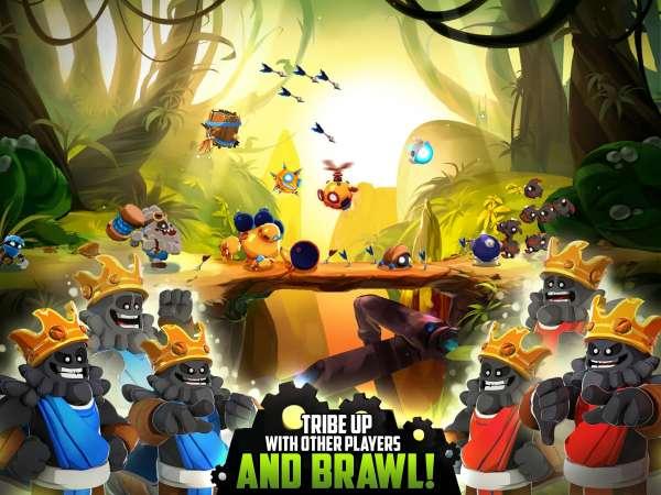 دانلود Badland Brawl 2.9.0.3 بازی نبرد در سرزمین جنجالی اندروید