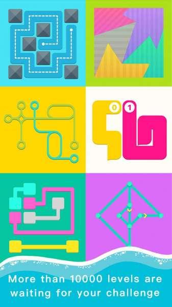 دانلود Brainzzz 3.1.7 بازی بسیاز زیبا و دوست داشتنی هوش اندروید + مود