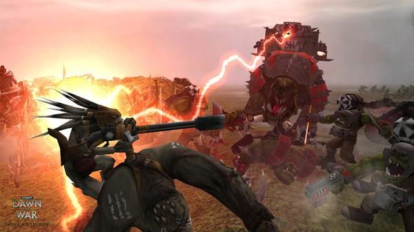دانلود Warhammer 40000 Dawn Of War Dark Crusade Dark Crusade بازی ظهور تاریکی در سپیده دم وارهمر کامپیوتر