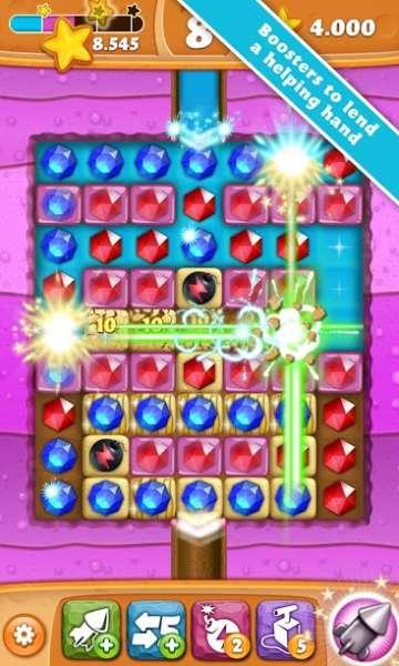 دانلود Diamond Digger Saga 2.98.0 بازی جوینده الماس اندروید