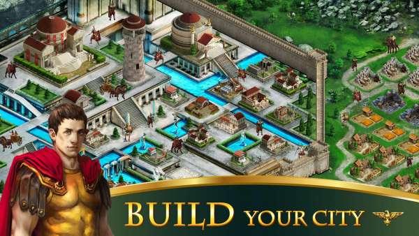 دانلود Empire:Rome Rising 1.51 بازی طلوع امپراطوری روم اندروید