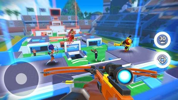 دانلود FRAG Pro Shooter 1.9.1 بازی تیراندازان حرفه ای اندروید + مود +تریلر