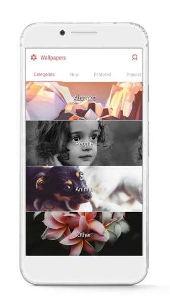 دانلود GO Launcher Z Prime – VIP 3.30 لانچر فوق العاده اندروید