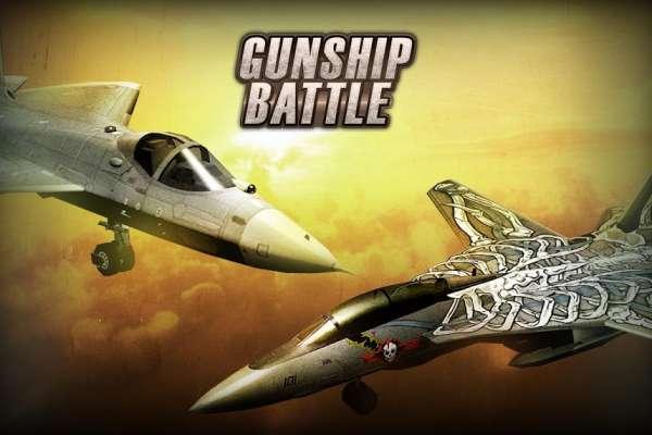 دانلود GUNSHIP BATTLE: Helicopter 3D 2.8.21 بازی اندروید نبرد هلیکوپتر