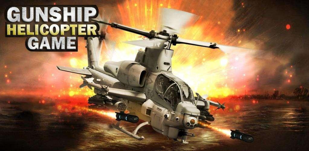 دانلود GUNSHIP BATTLE: Helicopter 3D 2.7.27 بازی اندروید نبرد هلیکوپتر
