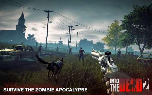 دانلود Into the Dead 2 1.45.0 بازی ترسناک به سوی مردگان 2 اندروید + مود + دیتا