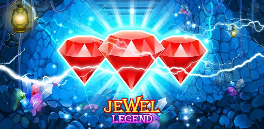 دانلود Jewels Legend – Match 3 Puzzle 2.20.3 بازی پازلی افسانه جواهرات اندروید + مود