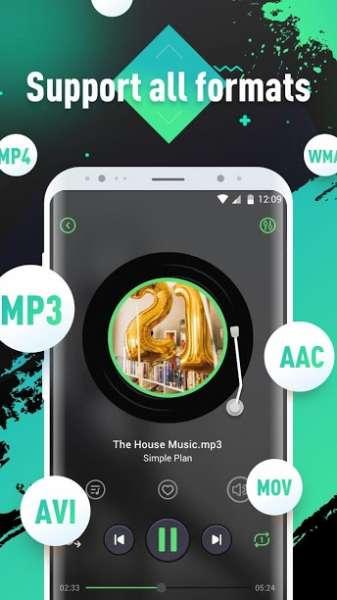 دانلود Lark Player —— YouTube Music & Free MP3 Top Player 5.5.67 برنامه پخش موزیک لارک پلیر اندروید