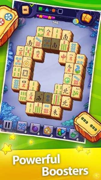 دانلود Mahjong Treasure Quest 2.26.7.1 بازی پازلی در جستجو گنج اندروید + مود