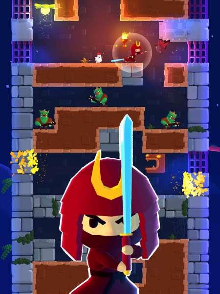 دانلود Once Upon a Tower 41 بازی حرکت شوالیه به سوی برج اندروید + مود