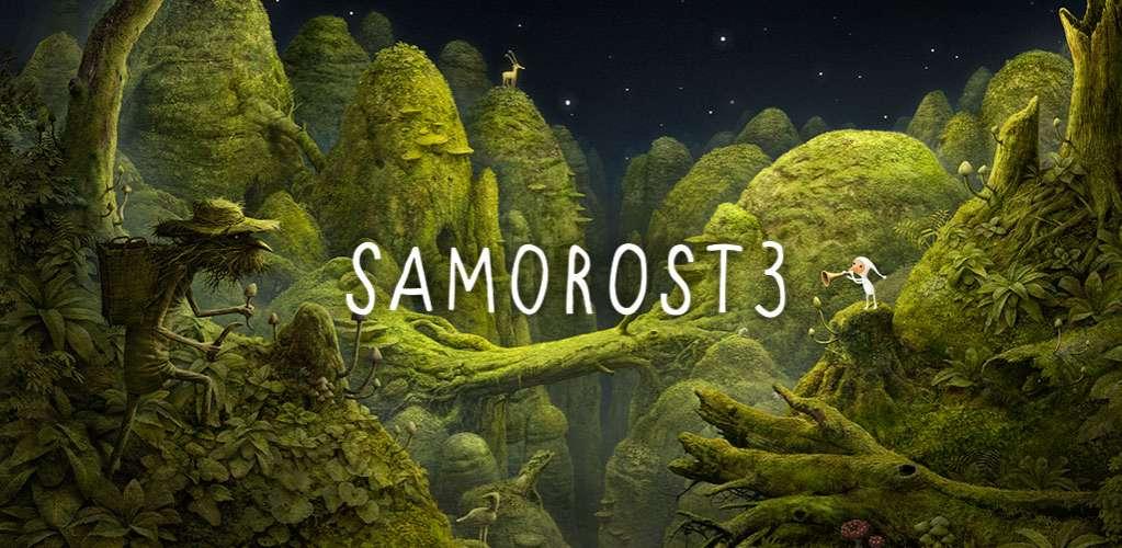 دانلود Samorost 3 1.470.12 بازی فکری و معمایی ساموروست اندروید + دیتا
